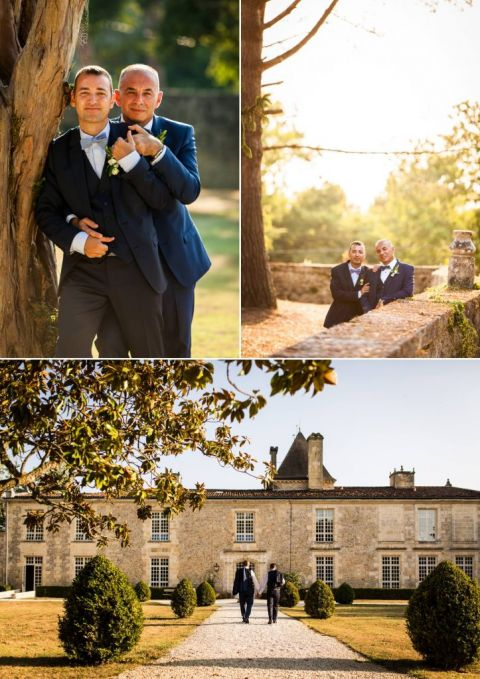 LGBT WEDDING PHOTOGRAPHER PAU BORDEAUX